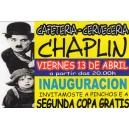 Cafetería Cervecería CHAPLIN