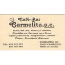 Café-Bar CARMELITA