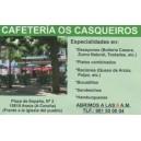 CAFETERIA OS CASQUEIROS