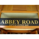 ABBEY ROAD CAFÉ  & LOUNGE BAR