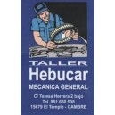 Taller Hebucar Mecánica General