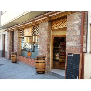 Bar Café  Panadería Algo más que pan, en Betanzos