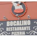 Pizzería Bocalino, en Lugo