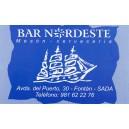 NORDESTE Bar