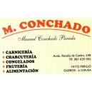 M.CONCHADO Carnicería