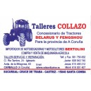 Talleres Collazo, en Carballo