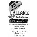 ALLARIZ Herbolarios