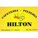Cafetería-Pizzería HILTON