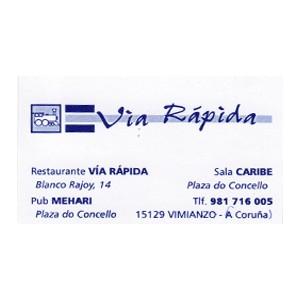 Restaurante VÍA RÁPIDA