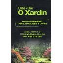 Café-Bar O XARDÍN
