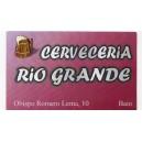 Cervecería RIO GRANDE
