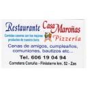 Restaurante Pizzería CASA MAROÑAS