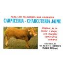 JAIME Carnicería Charcutería