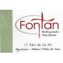 FONTÁN Restaurante Parrillada