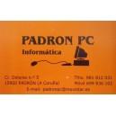 PADRÓN PC