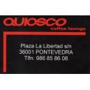 EL QUIOSCO Coffe Lounge, en Pontevedra