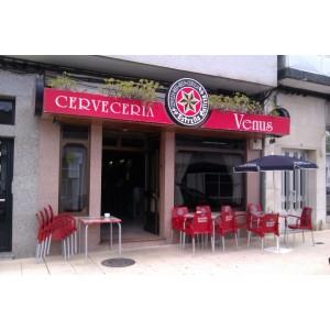 Cafetería Cervecería Venus en As Pontes de García Rodríguez