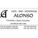 ALONSO Pensión Café Bar