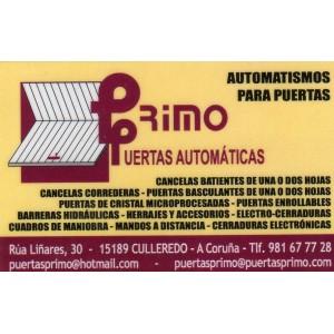 Puertas PRIMO, en Culleredo, A Coruña